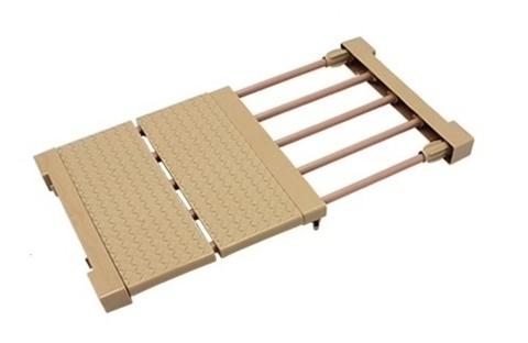 Раздвижная полка Closet Storage Rack (30-40 см.)