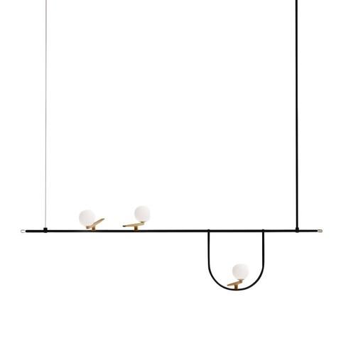 Подвесной светильник Artemide Yanzi 1
