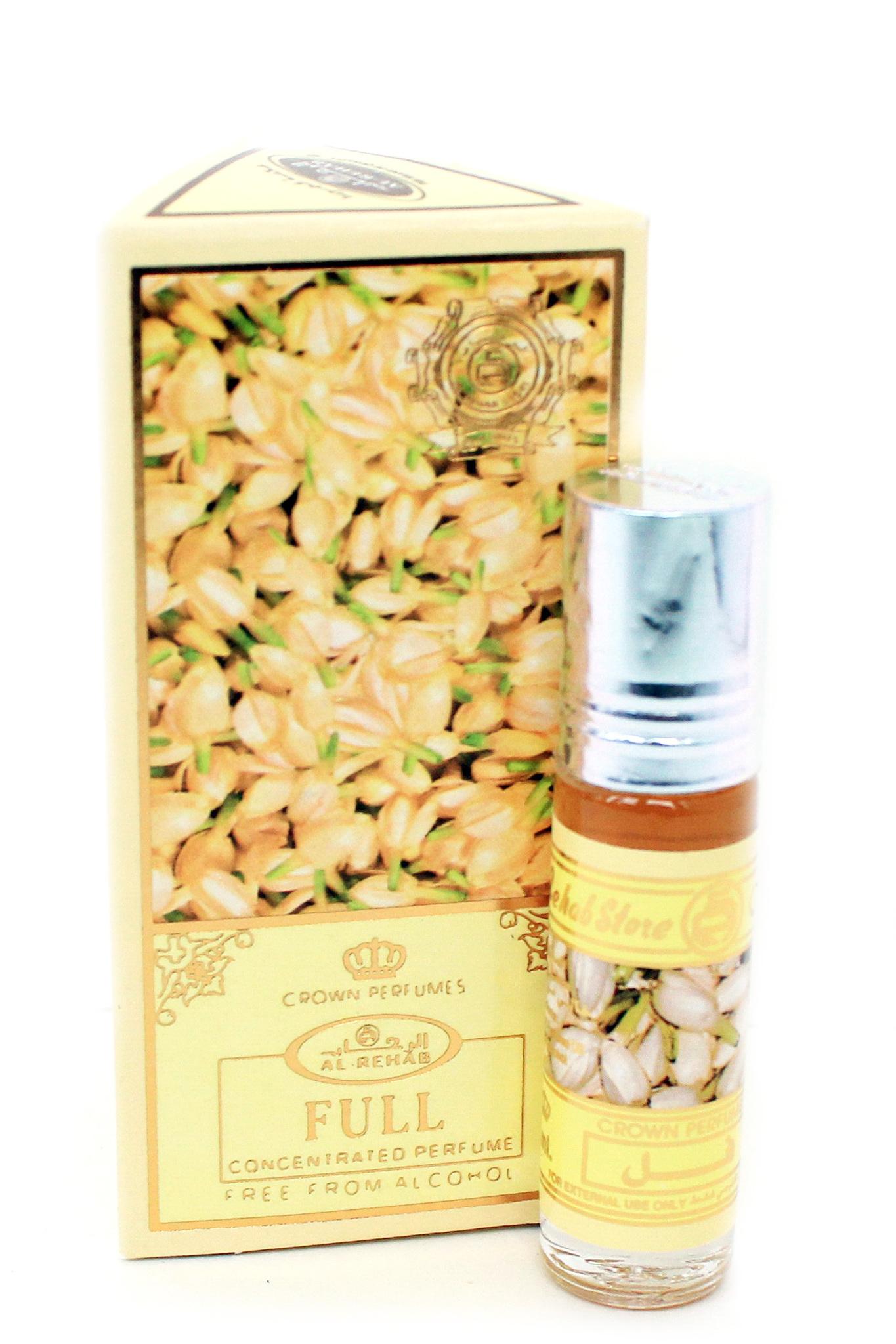 White Full 6 мл арабские масляные духи от Аль Рехаб Al Rehab