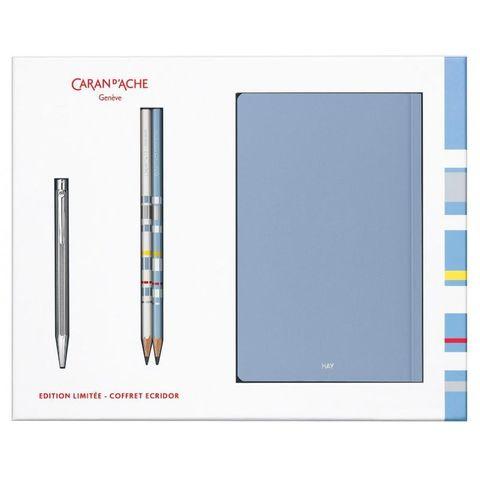 Набор Carandache Ecridor (CC0890.017) hygge шарик/2 карандаша/2 блокнота
