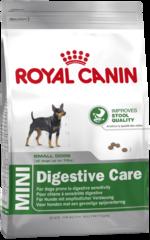 Корм для собак мелких пород с чувствительным пищеварением Royal Canin Mini Digestive Care