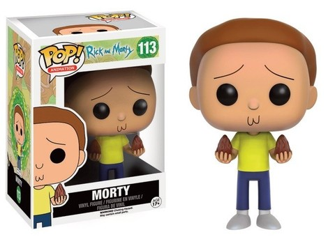 Morty Funko Pop! Vinyl Figure || Морти