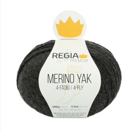Regia Premium Merino Yak 7512