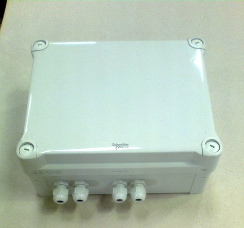 AH5011 Блок антенный RF-unit MRS+TIRIS DHK