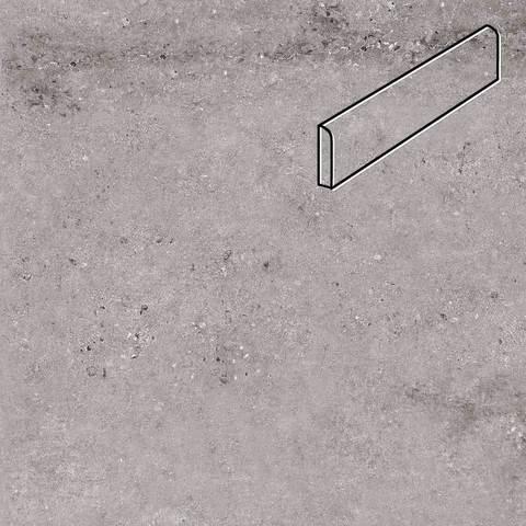 Stroeher - Gravel Blend 962 grey 294х73х8 артикул 8102 - Клинкерный цоколь
