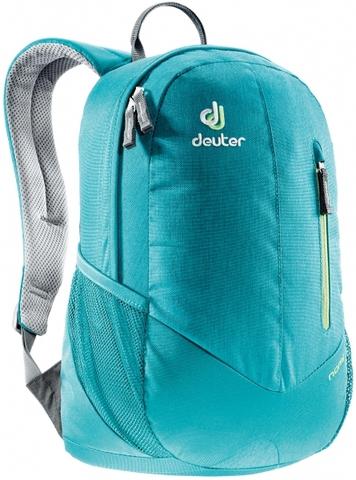 Картинка рюкзак городской Deuter Nomi Petrol-Dresscode