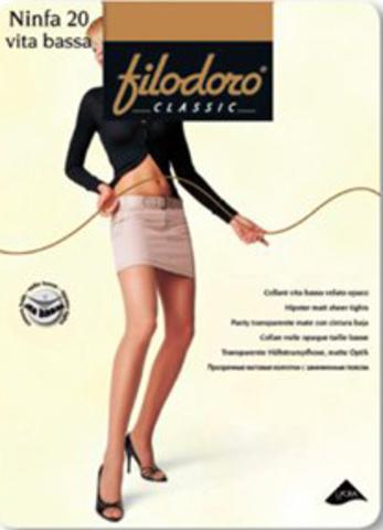 Колготки Ninfa 20 Vita Bassa Filodoro