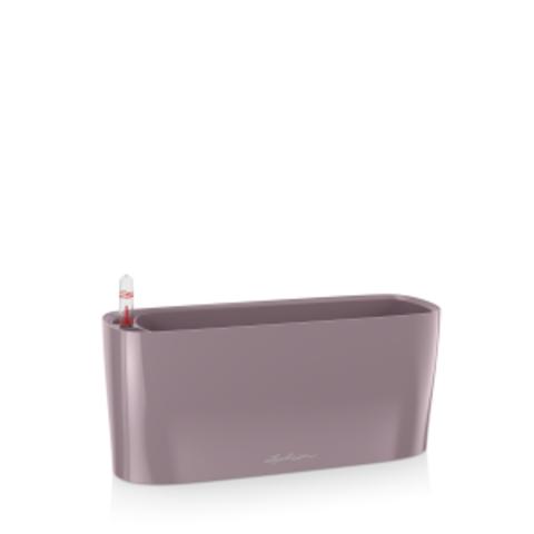 15465 Кашпо LECHUZA Дельта 10 Фиолетовое-пастельное с системой полива