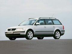 Чехлы на Volkswagen Passat 5/5+ универсал 1997–2005 г.в.