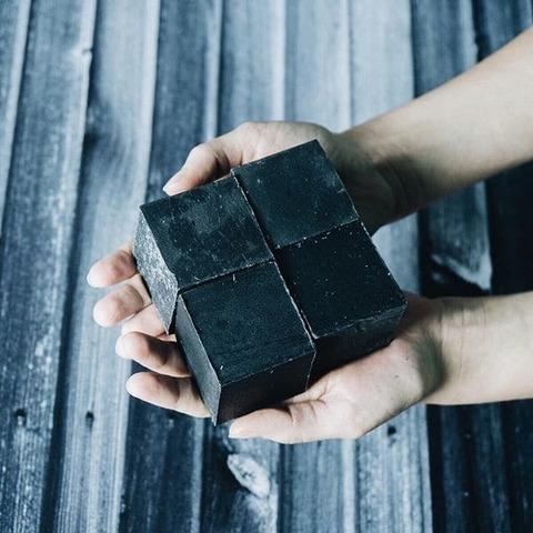 Мыло с углем, Лабораториум