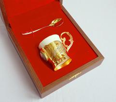 Кофейная чашка Агат №2