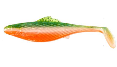 Виброхвост Lucky John Roach Paddle Tail 3.5in (8,9 см), цвет G06, 6 шт.