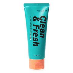 Eunyul Clean & Fresh Pore Tightening Sleeping Pack - Ночная маска для сужения пор