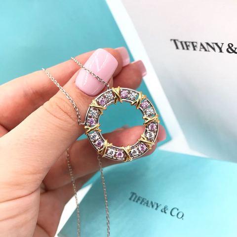 Подвеска Tiffany & Co. Schlumberger