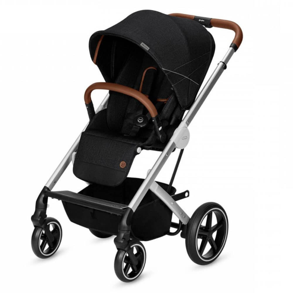 Cybex Balios S прогулочная Прогулочная коляска Cybex Balios S Denim Collection Lavastone Black cybex-balios-s-denim-pushchair-2019-lavastone-black-1.jpg