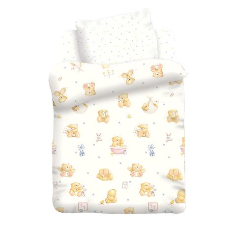 Комплект постельного белья Forever Friends (Маленькие мишки)
