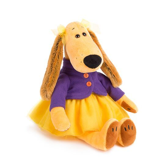 Мадмуазель Виолетта игрушка Budi Basa - собака Символ года 2018