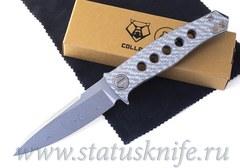 Нож Широгоров / Майо  ARCTIC Dr. Death