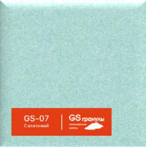 Столешница из искусственного камня PROlit GS-07 (салатовый)