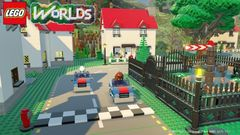 PS4 LEGO Worlds (русская версия)