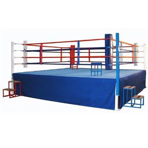 Боксёрский ринг на помосте 1 м 6x6 TOTALBOX Р100 70-6