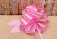 Бант-шар Классика (3 см.) Розовый / 1 шт /
