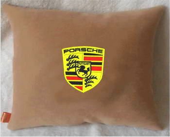 Подушка ПОРШЕ (Porsche)