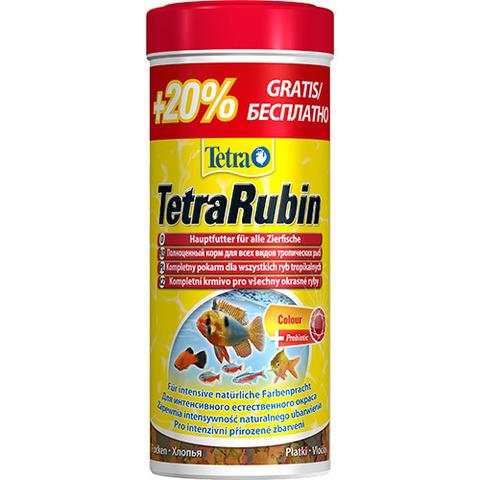 TetraRubin (хлопья) корм для усиления окраса 300мл
