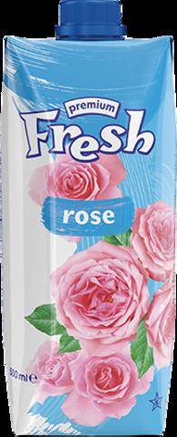 Морс из лепестков роз