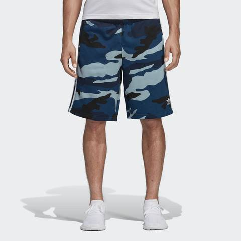 Шорты мужские adidas ORIGINALS CAMOUFLAGE