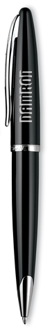 Шариковая ручка Waterman Carene, цвет: Black ST, стержень: Mblu123