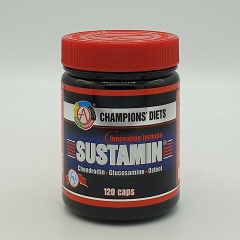 Препарат для суставов и связок, SUSTAMIN, Академия-Т, 120 капс