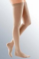 Чулки с силиконовой резинкой mediven comfort