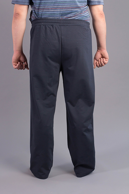 Выкройка мужских спортивных брюк на заказ