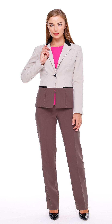 Брюки А448-162 - Прямые классические брюки со стрелками. Отличная посадка, украсит любую фигуру. Эти брюки разнообразят как повседневный, так и офисный гардероб. Брюки полностью соответствуют офисному дресс-коду.