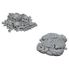 WizKids Deep Cuts Miniatures: Pile of Bones & Entrails