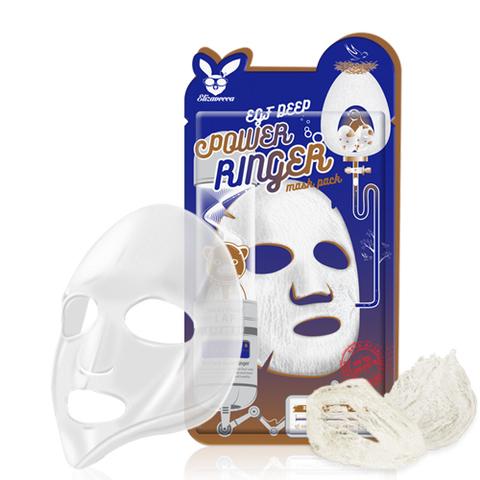 Активная тканевая маска для лица с эпидермальным фактором роста Elizavecca EGF Deep Power Ringer Mask Pack