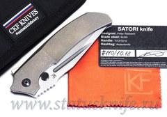 Нож CKF/Rassenti Satori collab Сатори