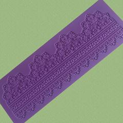Коврик для айсинга АЙ-108, 39х13см,, силикон