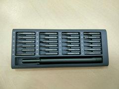 Набор инструментов для точных работ Xiaomi Mi x Wiha Precision Screwdriver (DZN4000CN) (25 предм.)
