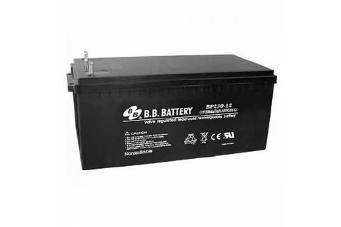 Аккумулятор B.B. BATTERY BP230-12/B9