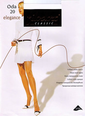 Женские колготки Oda 20 Elegance Filodoro