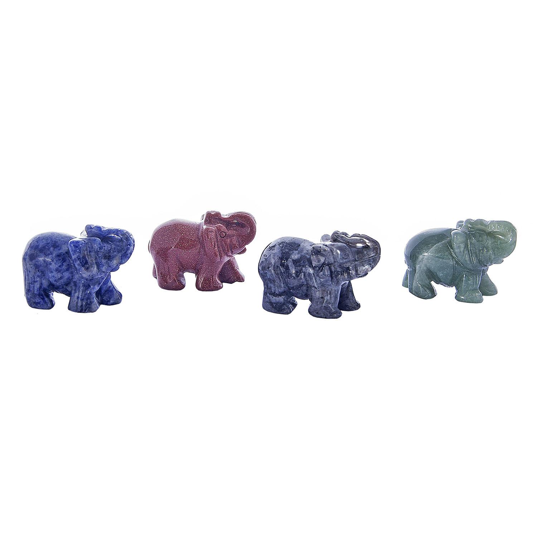 Слон самоцветный