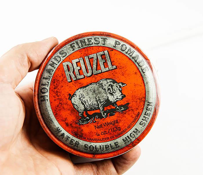CARE125 Помада для волос Reuzel High Shine Pomade (113 гр) фото 03