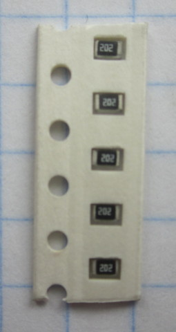 2 кОм чип 0805