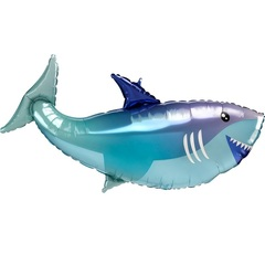 А Фигура Акула, 38