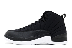 Air Jordan 12 Retro 'Black Nylon'