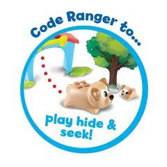 LER3080 Игровой набор Робопёс Рейнджер и Зип Learning Resources