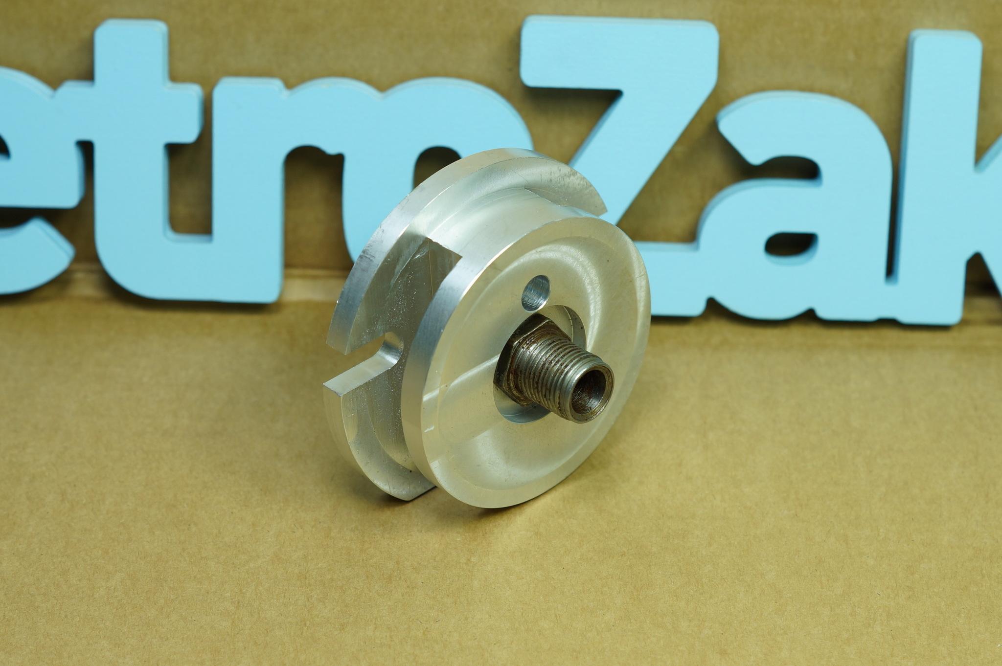 Переходник на масляный фильтр с отверстием Газ 21