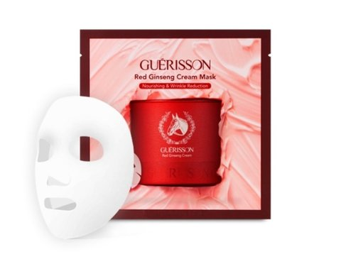 Guerisson Mаска для лица Red Ginseng Cream Mask